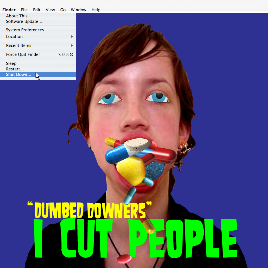 Cover art for Dumbed Downers