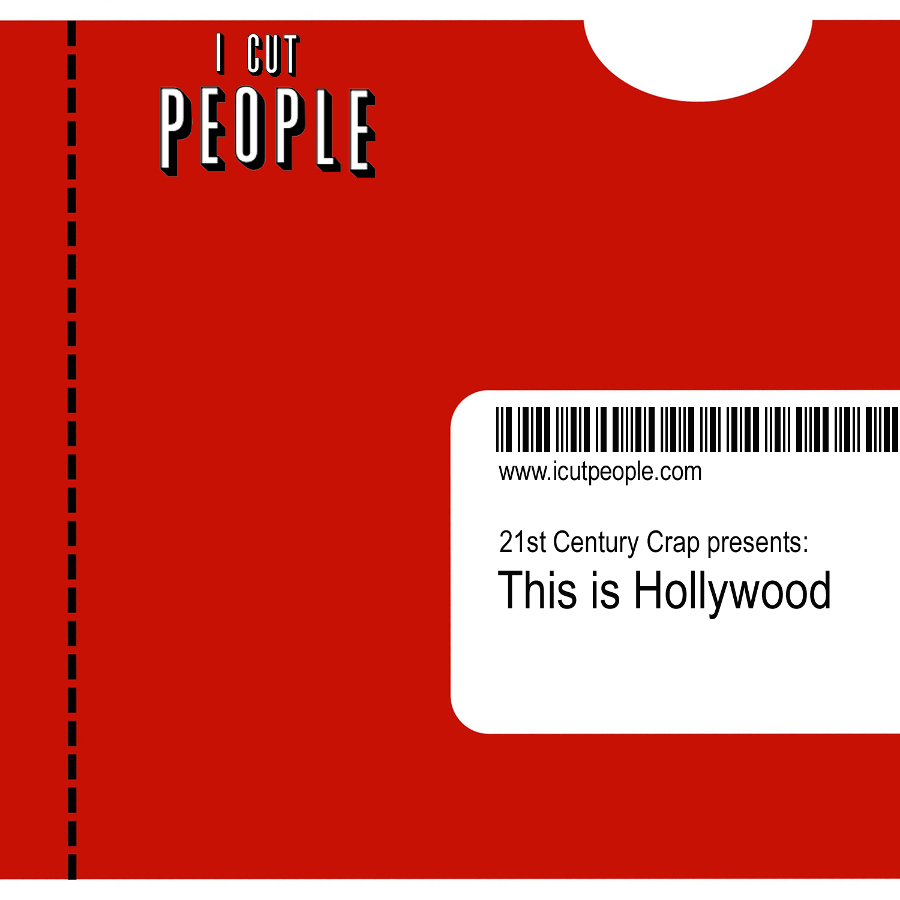 Cover art for This is Hollywood