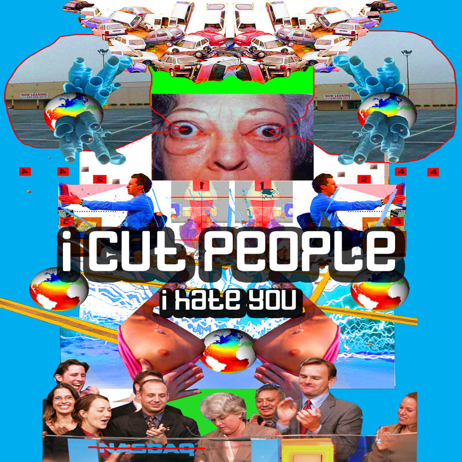 Cover art for I Hate You