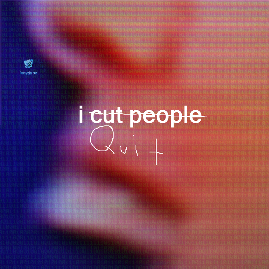 Cover art for I Quit